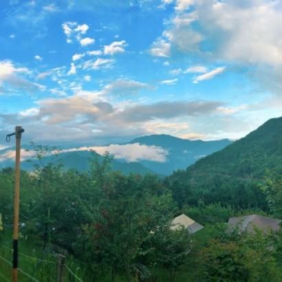 新竹五峰 曈瞳樂露營區
