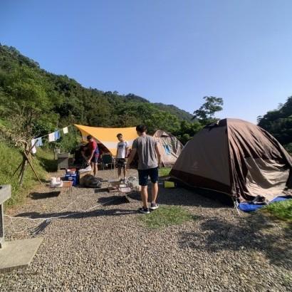 新竹尖石 雷沙達岜斯露營區