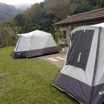 新竹尖石 - 露營樂租帳篷直送露營區