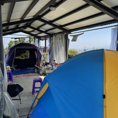 宜蘭大同 雲端紅土咖啡露營區