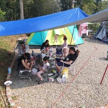 桃園復興 沒搞頭露營區