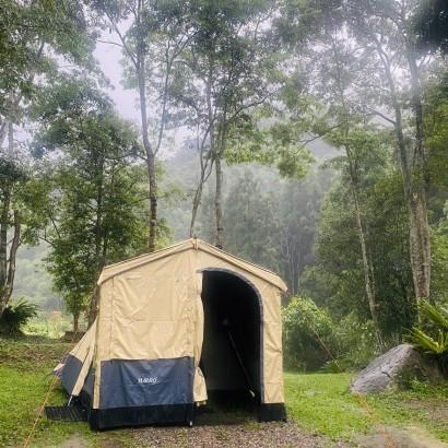新竹尖石 溪遊記露營區