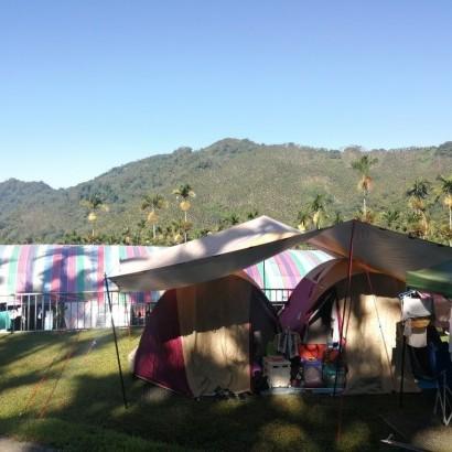 嘉義番路 草地狀元露營區