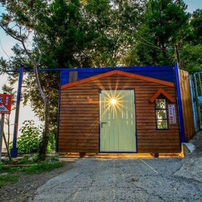 桃園復興 拉拉山 木村的家露營區