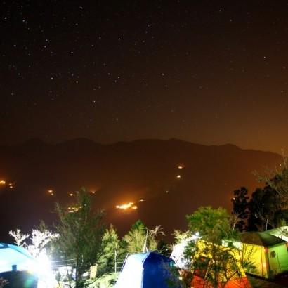 桃園復興 拉拉山 遠見之星露營區