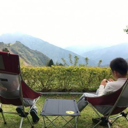 新竹五峰 樂哈山營地