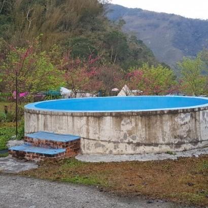 新竹尖石 尤命築園露營區
