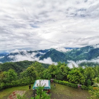 新竹尖石 高台山露營區(一般營位/輕露營)