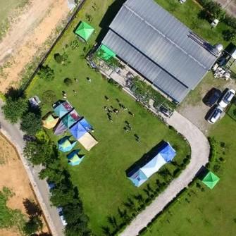 桃米香露營區
