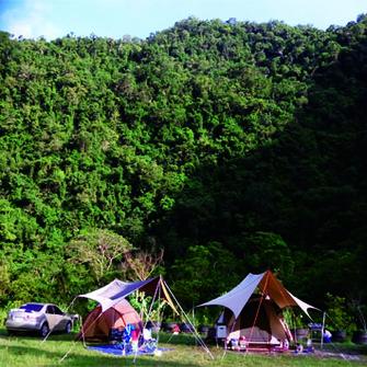 宜蘭大同 莎韻的露營區
