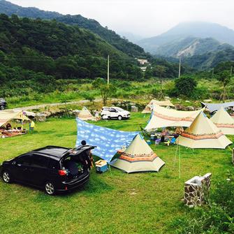 新竹尖石  尖石之美露營渡假村