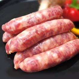 露營食材推薦 美味豬肉香腸 300g/包