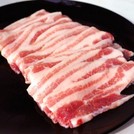 露營食材推薦  美味五花肉烤肉片 300g/包
